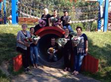 het bestuur en de vrijwilligers van de Speeltuinvereniging Stadspolders